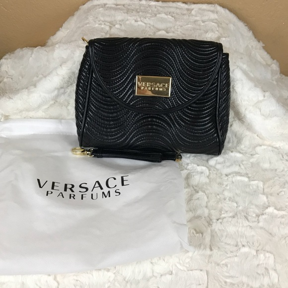 Versace Bags   Parfums Clutch With Strap   Poshmark c7ee608c89